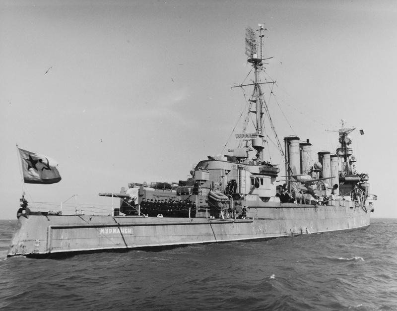 Croiseurs américains - Page 2 Murman10