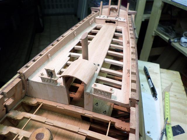 L'AMARANTE corvetta 12 cannoni 1\36 G.DELACROIX - Pagina 9 203_sm11