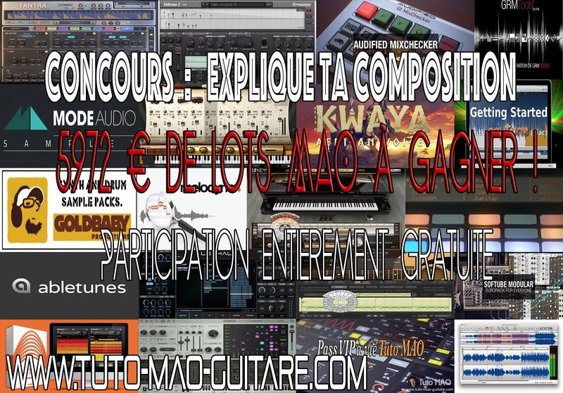 [PREVIEW]Le Site de Tutoriels MAO passe en version 10 - Page 4 Concou11
