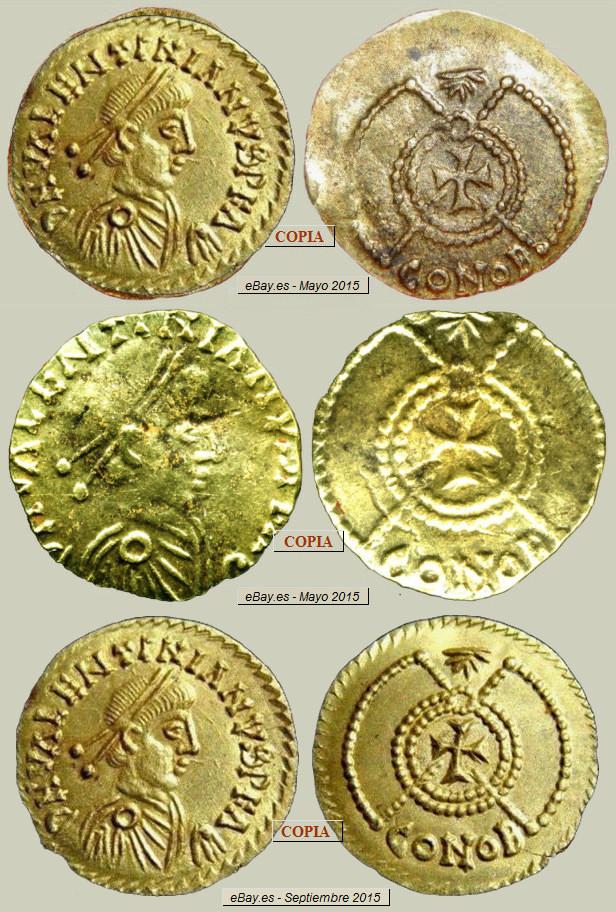 Monnaie Suevi ( Aide pour nouvelle identification s.v.p ) Suevos10
