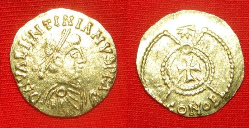 Monnaie Suevi ( Aide pour nouvelle identification s.v.p ) Trem110