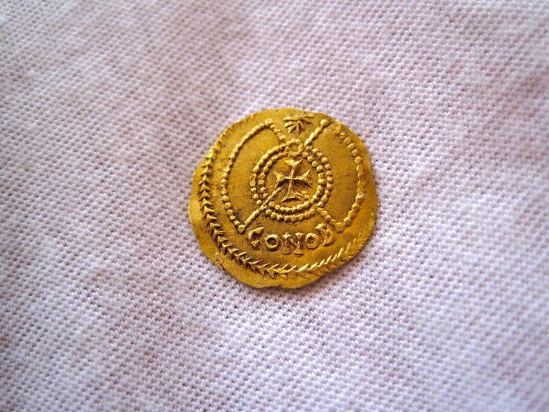 Monnaie Suevi ( Aide pour nouvelle identification s.v.p ) Trem2r10