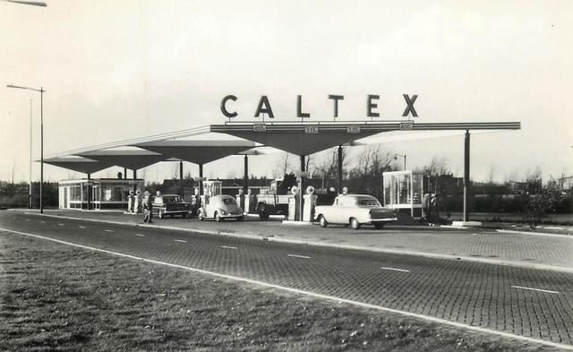 Les Stations-Service & les Garages Caltex10