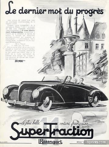 SuperTraction Rosengart 1939 Roseng10
