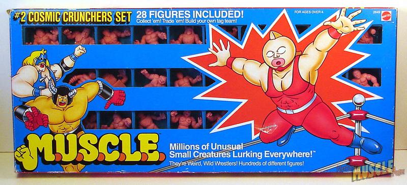 Muscleman / Kinnikuman (キン肉マン) - de 1983 à aujourd'hui 28pack10