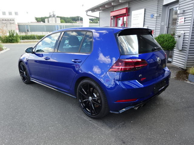 Golf R 7.5 Facelift Bleu Lapiz 22d39110