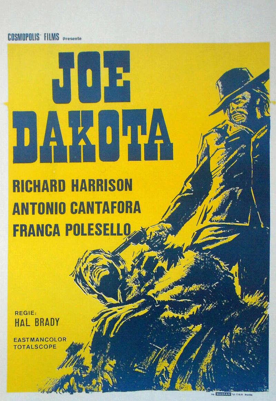 Tire Joe et amen (Spara Joe... e così sia!-Joe Dakota, 1971) Hal Brady (Emilio Miraglia) Spara_10