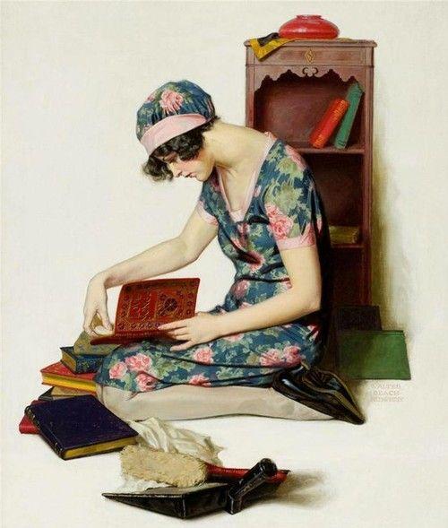 La lecture, une porte ouverte sur un monde enchanté (F.Mauriac) 0c7a5a10