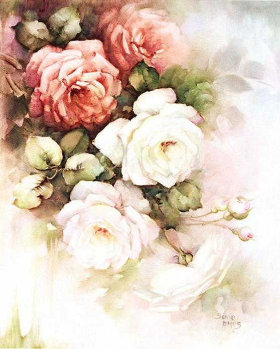 Le doux parfum des roses 10059410