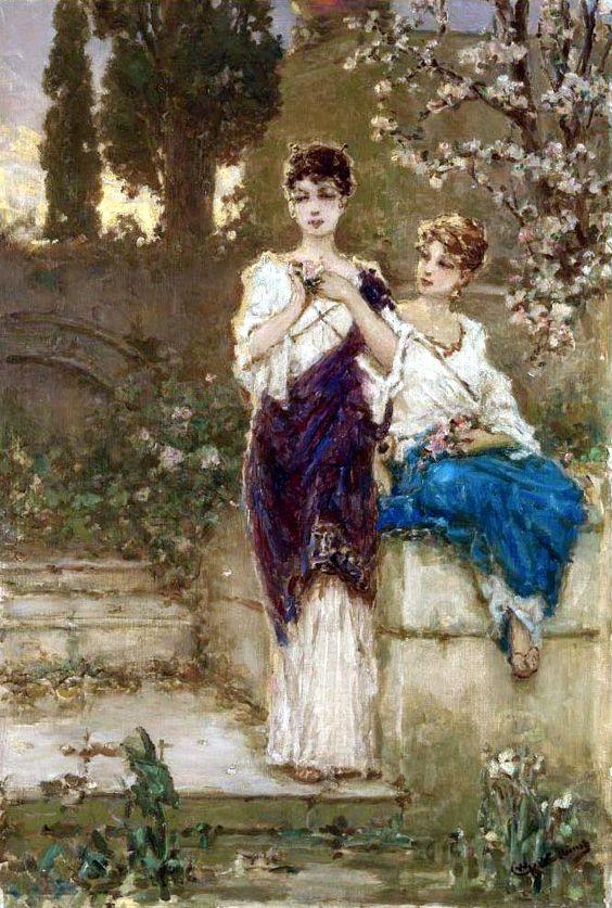 La  FEMME  dans  l' ART 15258d10