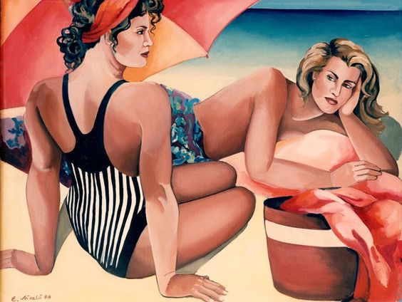 """Illustrations ... pour l'été ... Plage et """"farniente"""" ... - Page 5 28787510"""