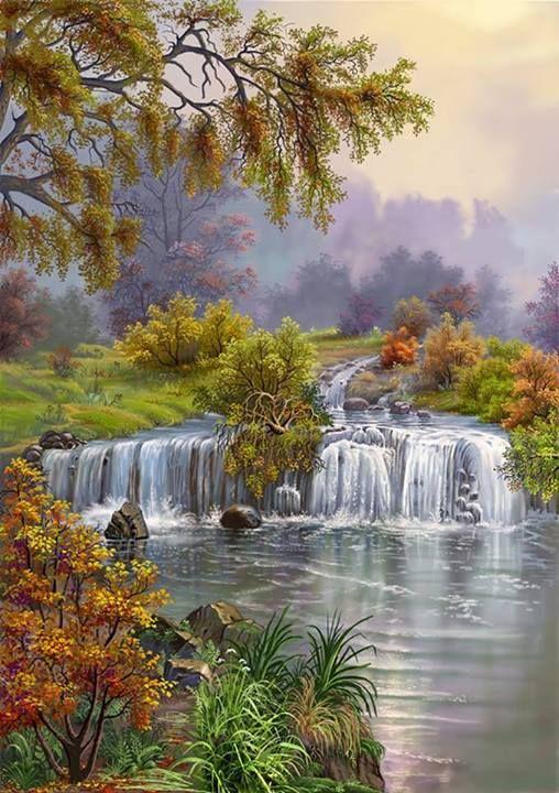 L'eau paisible des ruisseaux et petites rivières  - Page 2 44a34c10