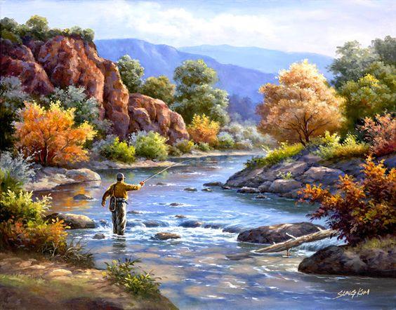 L'eau paisible des ruisseaux et petites rivières  - Page 4 586c5510