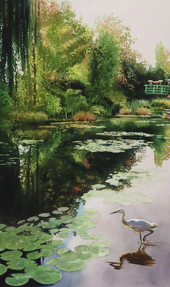 L'eau paisible des ruisseaux et petites rivières  - Page 2 69f40c10