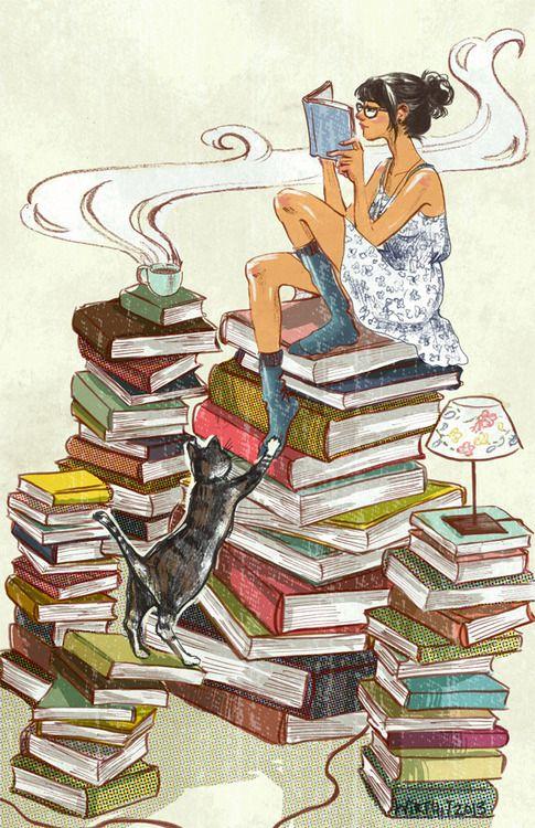 La lecture, une porte ouverte sur un monde enchanté (F.Mauriac) - Page 2 6d382c10