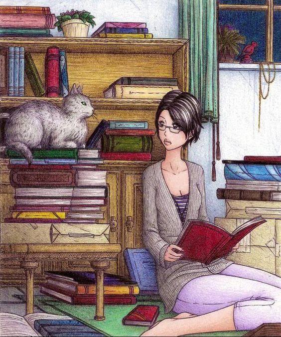 La lecture, une porte ouverte sur un monde enchanté (F.Mauriac) - Page 2 747b2c10