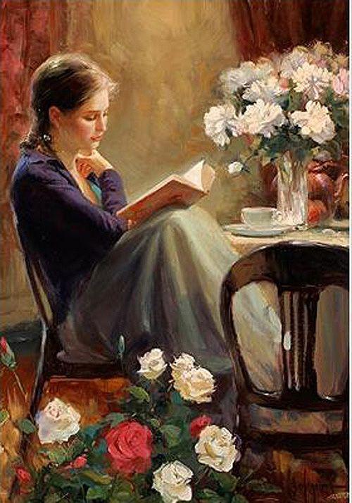 La lecture, une porte ouverte sur un monde enchanté (F.Mauriac) - Page 2 80128410