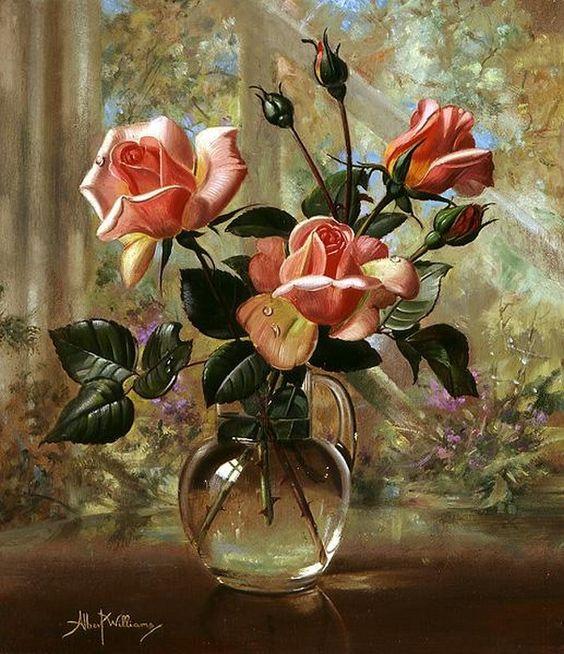 Le doux parfum des roses Albert10