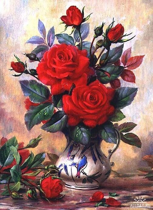 Le doux parfum des roses Albert11