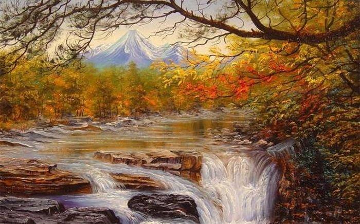 L'eau paisible des ruisseaux et petites rivières  - Page 6 Aut_1313
