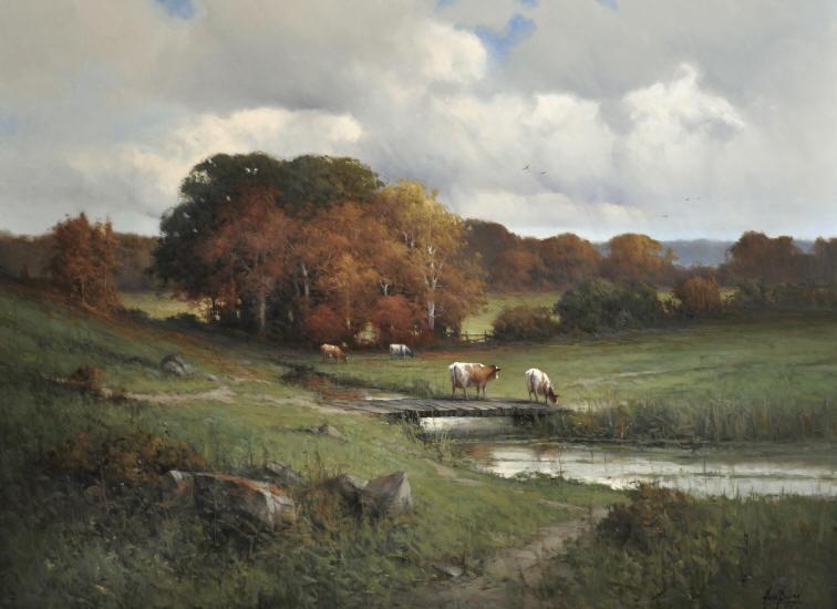 L'eau paisible des ruisseaux et petites rivières  - Page 3 Autumn10