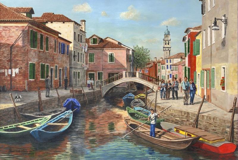 L' Italie ... - Page 3 Burano10