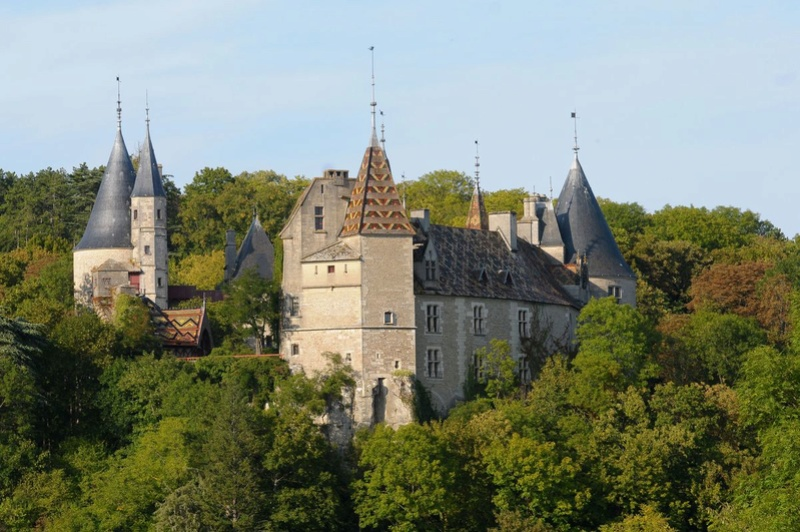 Les châteaux. Chatea11