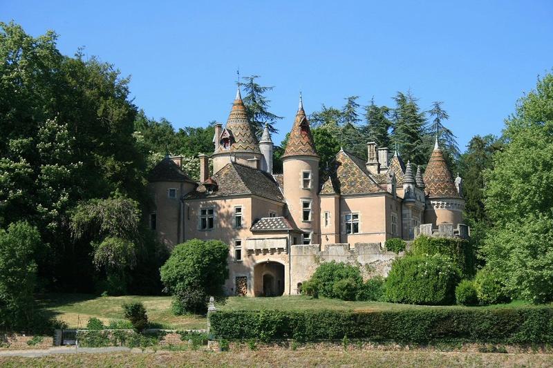Les châteaux. - Page 2 Chatea12
