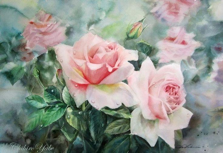 Le doux parfum des roses Chihir11