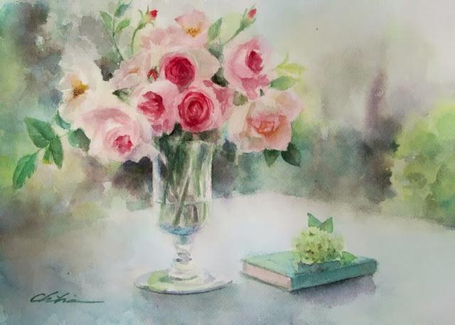 Le doux parfum des roses Chihir13