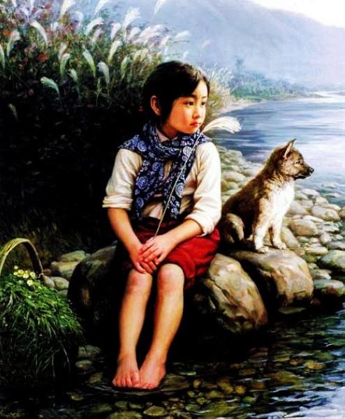Au bord de l'eau. - Page 6 Chines10