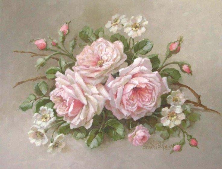 Le doux parfum des roses - Page 3 Christ12