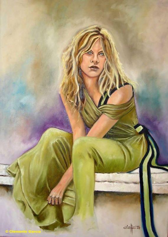 La  FEMME  dans  l' ART - Page 4 Clemen10