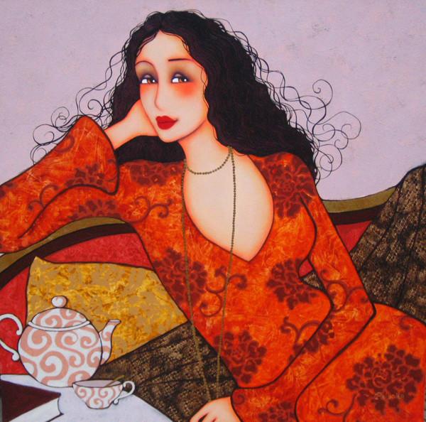 La  FEMME  dans  l' ART Corinn11