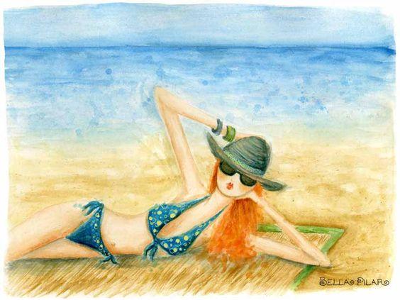 """Illustrations ... pour l'été ... Plage et """"farniente"""" ... - Page 4 D95d7710"""