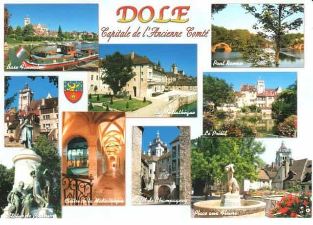 Par ordre alphabétique, des villes et des villages . - Page 14 Dole_210
