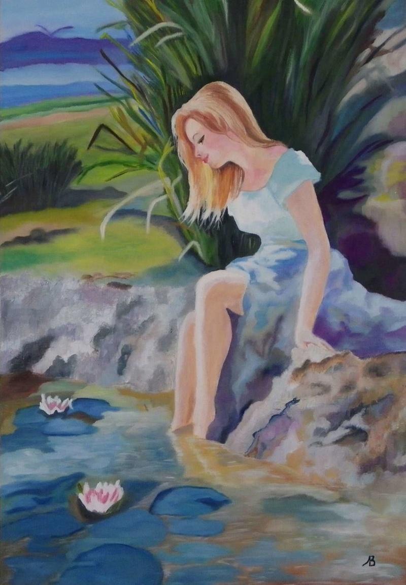 Au bord de l'eau. - Page 3 Douceu10