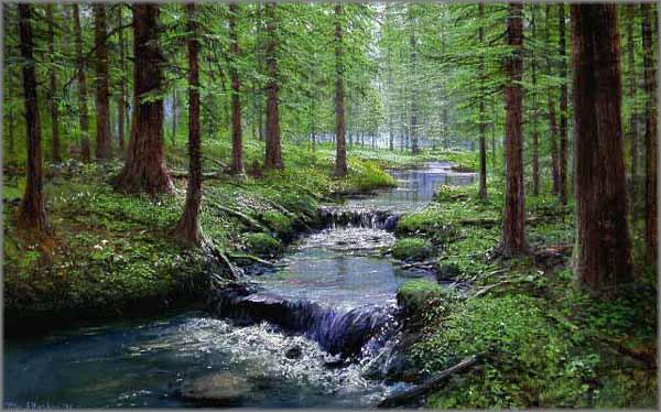 L'eau paisible des ruisseaux et petites rivières  - Page 3 Ellens10