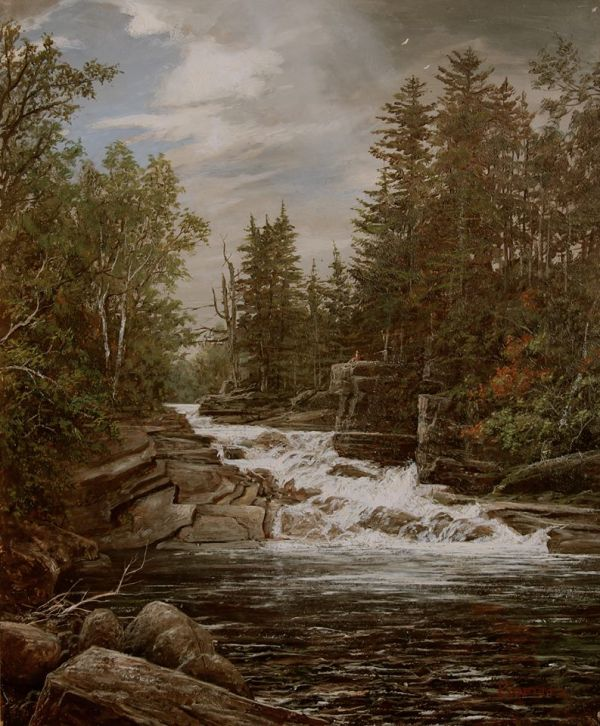 L'eau paisible des ruisseaux et petites rivières  - Page 5 Erikko10