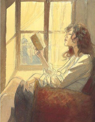La lecture, une porte ouverte sur un monde enchanté (F.Mauriac) - Page 2 F0be1310
