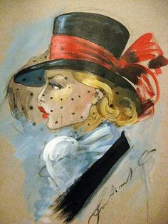"""Des élégantes  """"chapeautées"""" ... - Page 5 Fatima13"""