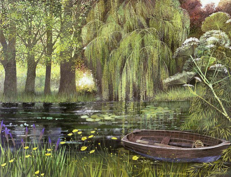 L'eau paisible des ruisseaux et petites rivières  - Page 3 George11