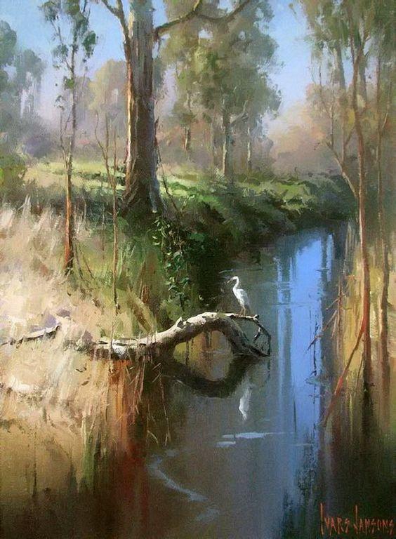 L'eau paisible des ruisseaux et petites rivières  - Page 3 Ivars_10