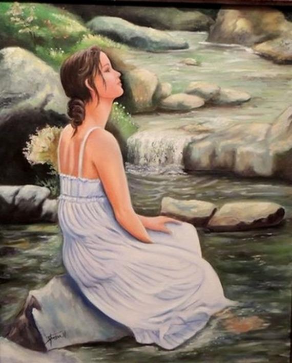 Au bord de l'eau. - Page 4 Peintu10