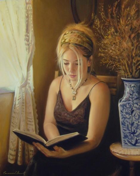 La lecture, une porte ouverte sur un monde enchanté (F.Mauriac) Rbti5w10