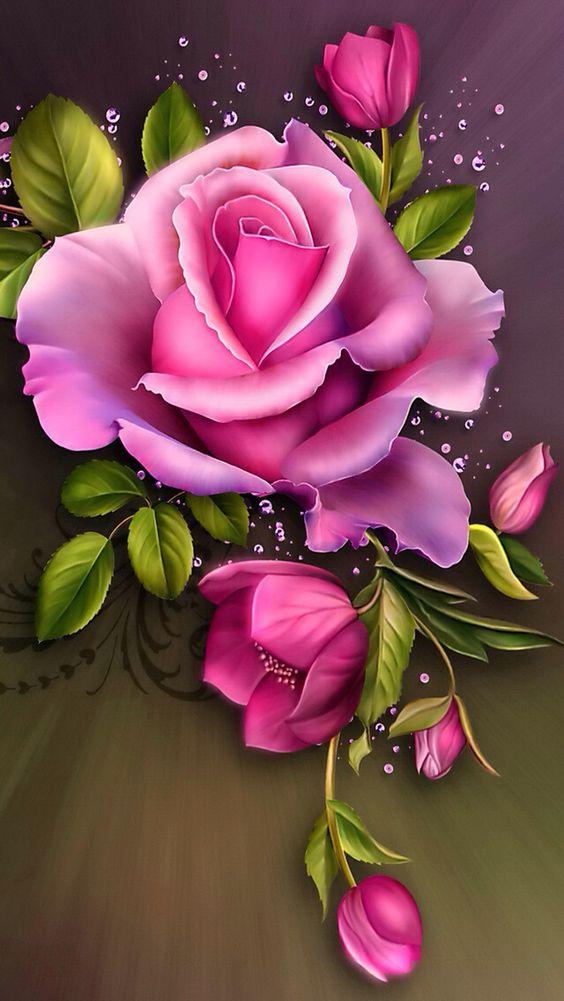 Le doux parfum des roses - Page 2 Rose_110