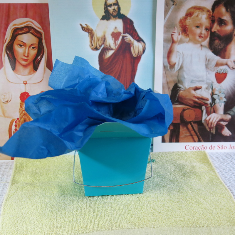 Des Sacramentaux pour vous protéger : Huile, Eau et Sel bénis et excorcisés ! Sacram15