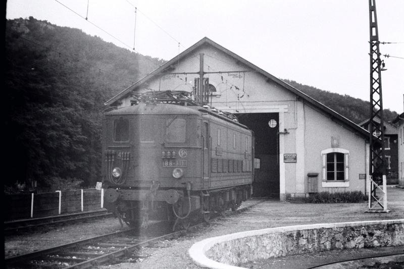 Pk 082,2 : Gare de Foix  (09) - La Saga Verte de Jean Louis Bb-30015