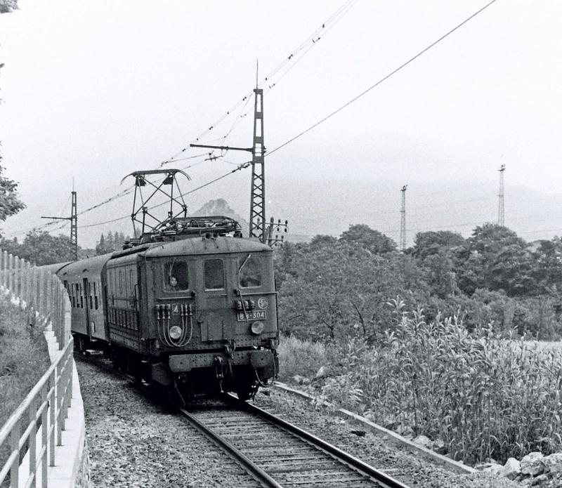 Pk 082,2 : Gare de Foix  (09) - La Saga Verte de Jean Louis Bb-30410