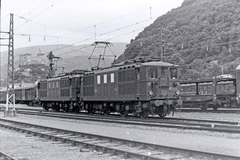 Pk 082,2 : Gare de Foix  (09) - La Saga Verte de Jean Louis - Page 2 Bb-41019